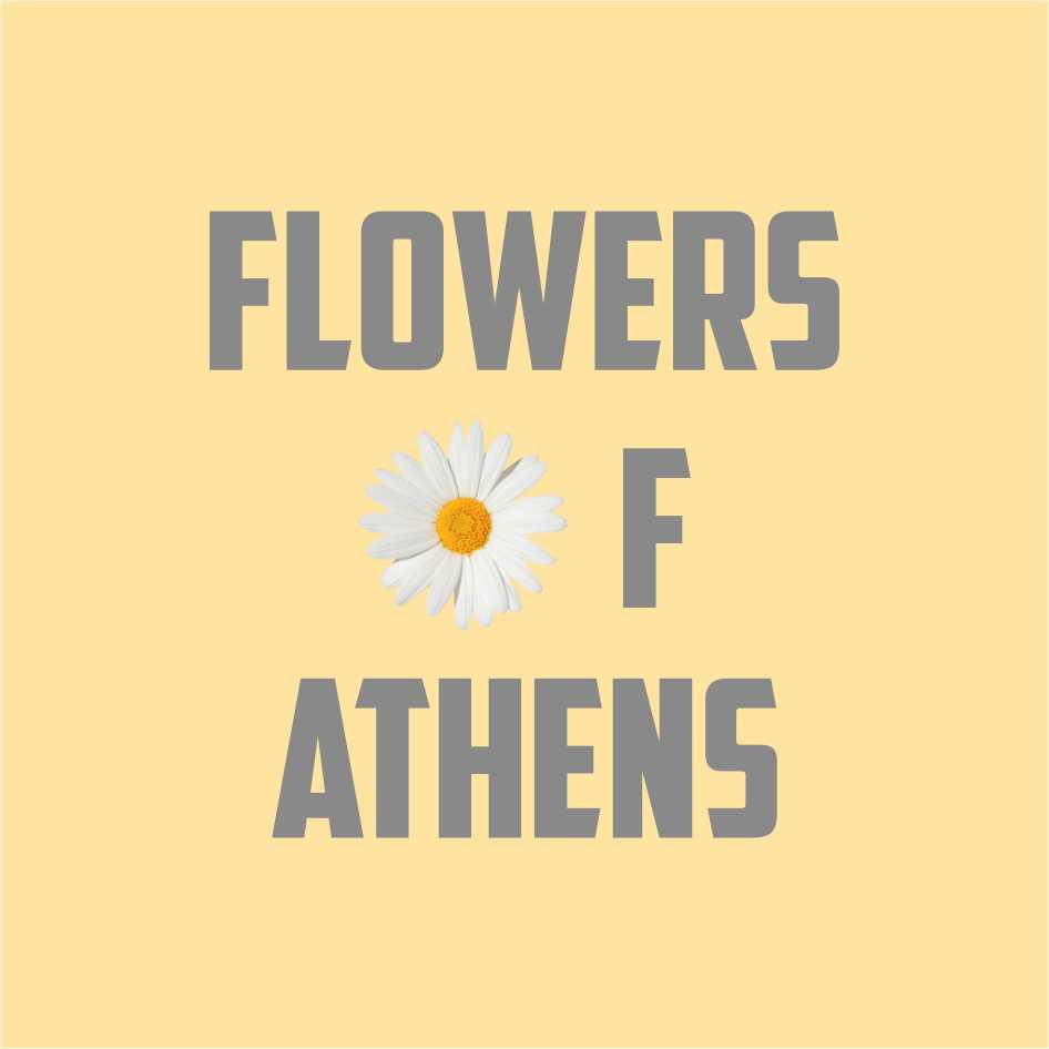 The Flowers of Athens Logo